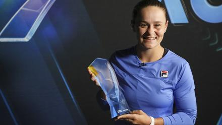 Ashley Barty - Aus of the Year 2020 © Salty Dingo 2020 RS-4716