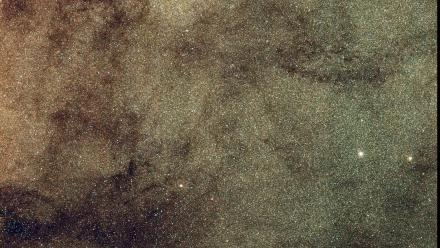 The galactic centre, as viewed through the SkyMapper telescope. Image: Chris Owen.
