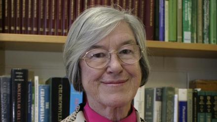 Adjunct Professor Joan (Jan) Mary Anderson, 1932–2015.