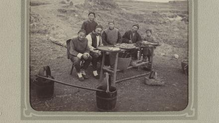 Snaps of Chinese Life in and around the Chinese City of Kiukiang [Jiujiang], manuscript material, 1898–1909, National Library of Australia