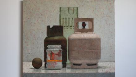 SL348, Jude Rae, 2015, oil on linen, private collection.