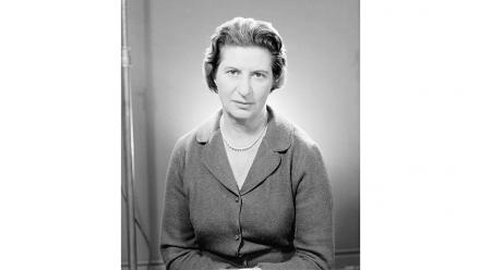 Ruth Dobson, Australia's first female career diplomat to reach the status of ambassador. Photo courtesy of the Department of Foreign Affairs and Trade.