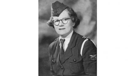 Violet McKenzie. Photo courtesy of the Australian War Memorial.