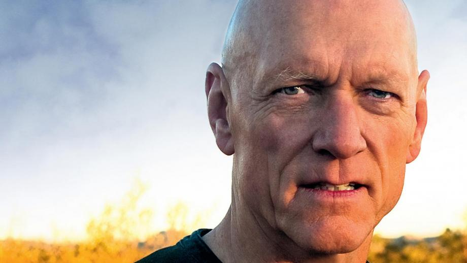 Peter Garrett was an ANU student when he joined Midnight Oil.