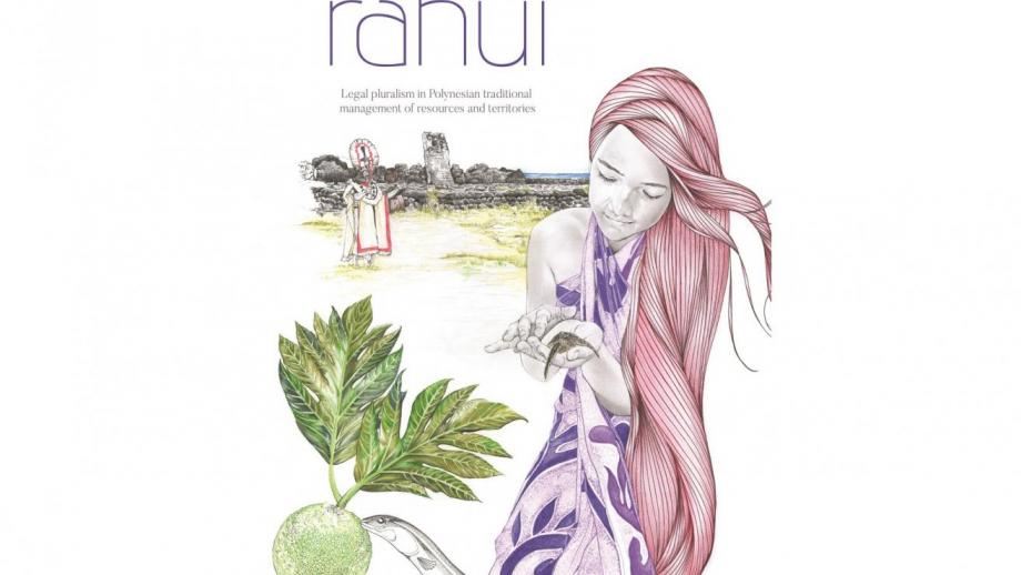 The Rahui, edited by Tamatoa Bambridge. Image courtesy of ANU Press.