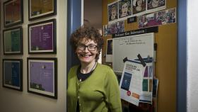 Professor Kim Rubenstein. Photo by Stuart Hay.