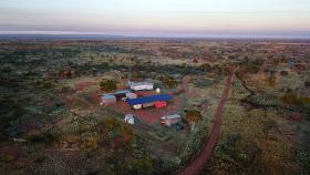 Warramunga Station. Photos by James Walsh.
