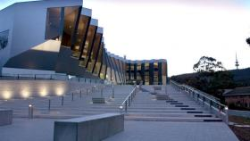 The John Curtin School of Medical Research, ANU.
