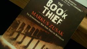 The Book Thief, by Markus Zusak, is Roxanne Missingham's book she'll never forget.