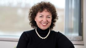 Therese Rein is the joint recipient of the ANU 2014 Alumni of the Year award.