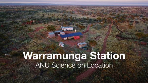 ANU Science on Location: Warramunga Seismic Station