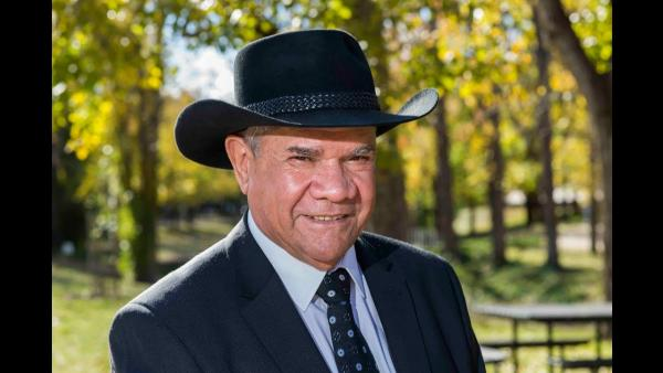 Professor Mick Dodson's final lecture as Director of NCIS