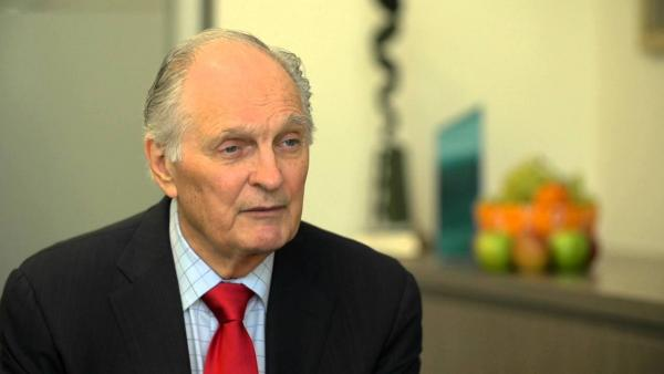 Alan Alda: Science Communication