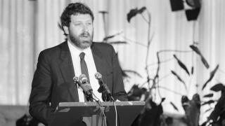 Professor Desmond Ball AO in the 1980s.