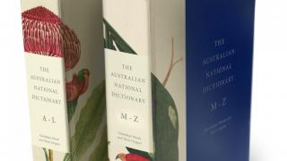 The Australian National Dictionary