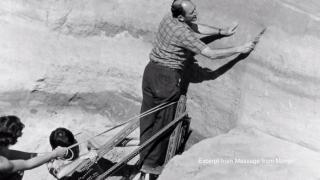 ANU archaeologists found Mungo man in 1968.