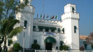 The New Bilibid Prison in Muntinlupa, Phillippines.