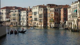 The glorious canals of Venice.