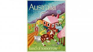 Australia: land of tomorrow