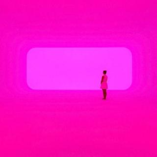 James Turrell's Retrospective exhibition at the National Gallery of Australia.
