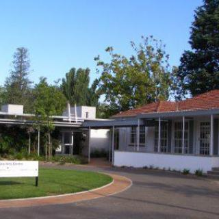 Manuka Arts Centre, formerly the Manuka jazz campus of the Canberra School of Music.